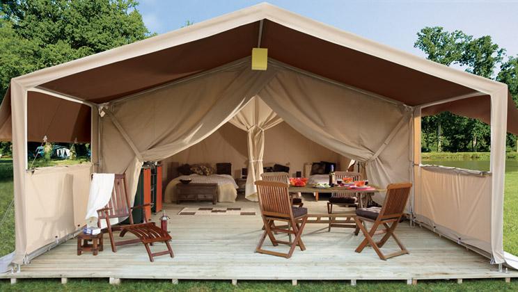 Safari Tents Eurocamp Co Uk